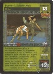 Booker's Scissor Kick - SS2