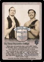 The Vaudevillains Superstar Set