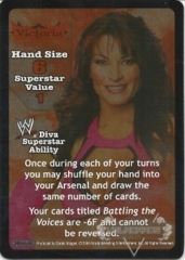 Victoria Superstar Card - SS3