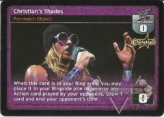 Christian's Shades (A)