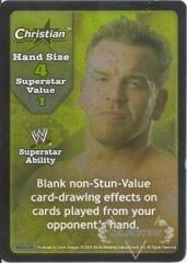 Christian Superstar Card - SS3