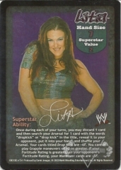 Lita Superstar Card - SS2