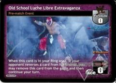 Old School Luche Libre Extravaganza