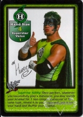 Hurricane Superstar Card