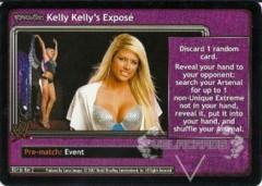 <i>Revolution</i> Kelly Kelly's Exposé