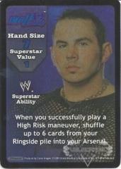 Matt Hardy Superstar Card - SS3