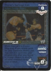 Rhyno's Garbage Can - SS3