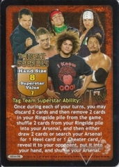 The Heat Seekers Superstar Card