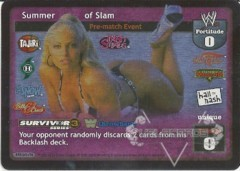 Summer of Slam (TB) - SS3