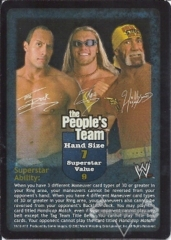 The People's Team Superstar Card