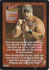 Chavo Guerrero Superstar Card