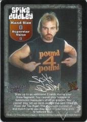 Spike Dudley Superstar Card - SS2