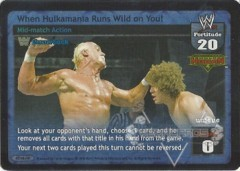When Hulkamania Runs Wild on You! (TB)