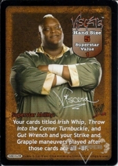 Viscera Superstar Card