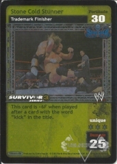 Stone Cold Stunner - SS3