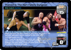 The Hart Family Faction Playset