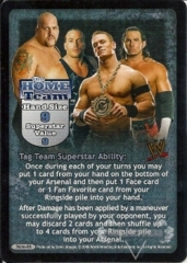 The Home Team Superstar Card