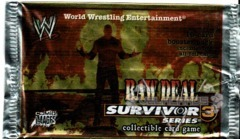Survivor Series 3 Booster Pack