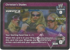 Christian's Shades (TB) - SS3