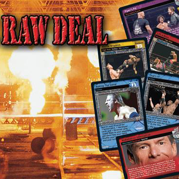 Raw Deal Singles