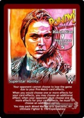 Ronda Rousey Superstar Card (2)