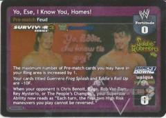 Yo, Ese, I Know You, Homes! (TB) - SS3