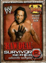 Booker T Starter Deck (Open)