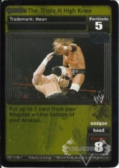 <i>Revolution</i> The Triple H High Knee
