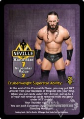 Neville Superstar Card - VSS