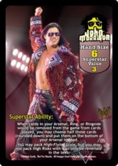 John Morrison Superstar Card (PROMO)