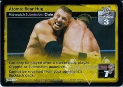 Atomic Bear Hug