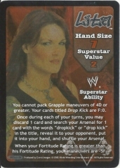 Lita Superstar Card - SS3