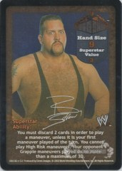 Big Show Superstar Card - SS2