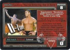 <i>Revolution</i> Caution: You're Entering the O-Zone