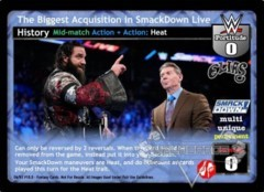 The Biggest Acquisition in SmackDown Live History