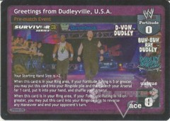 Greetings from Dudleyville, U.S.A. (TB) - SS3