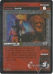 Masked Vengeance - SS3