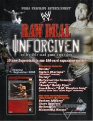 Unforgiven Sales Sheet