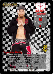 Sami Zayn Superstar Card (PROMO) (2)
