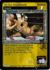 Sit Out Powerbomb (TB)