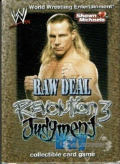 <i>Revolution</i> Shawn Michaels Starter Deck