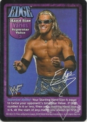 Edge Superstar Card