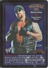 Deadman Inc. Superstar Card