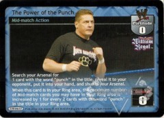 The Power of the Punch