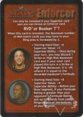 RVD or Booker T?