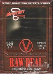 The Mystery Wrestler Starter Deck