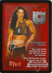 Victoria Superstar Card