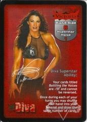 Victoria Superstar Card