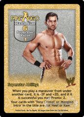 Fandango Superstar Card (Dual-sided)
