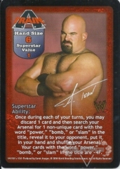 A-Train Superstar Card